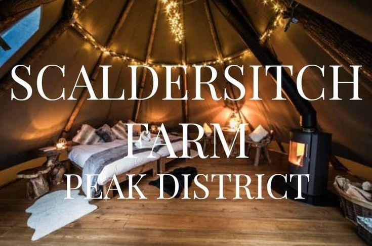 Scaldersitch Farm | Boutique Camping In The Peak District  #glamping #boutiquecamping #peakdistrict #henparty #hendo #henweekend #hennight