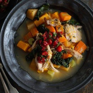 ... Chunky Vegetable Soup on Pinterest   Vegetable Soups, Soups and