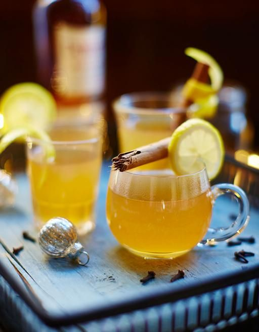Hot Toddy | Christmas Drinks & Cocktail Recipes | Jamie Oliver