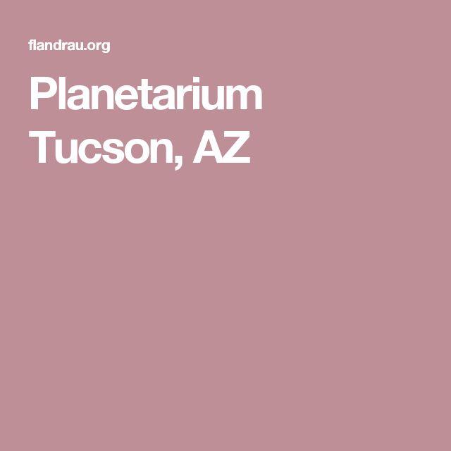 Planetarium Tucson Az University Of Arizona Tucson Planetarium Tucson
