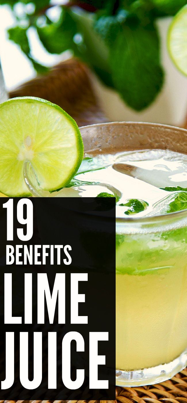 Top 19 Benefits Of Lime Juice For Skin, Hair And Health : Lime is a citrus fruit. It is green in colour, is round in shape and about 3-6 cm in diameter. Lime juice is also known as Limeade.  your overall health. Here are some more benefits of lime juice and water, or limeade