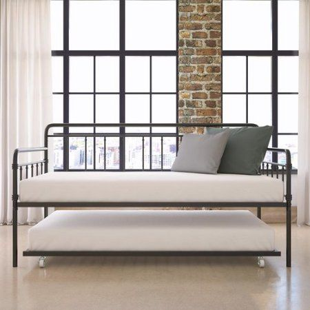Gracie Oaks Truxton Twin Daybed with Trundle