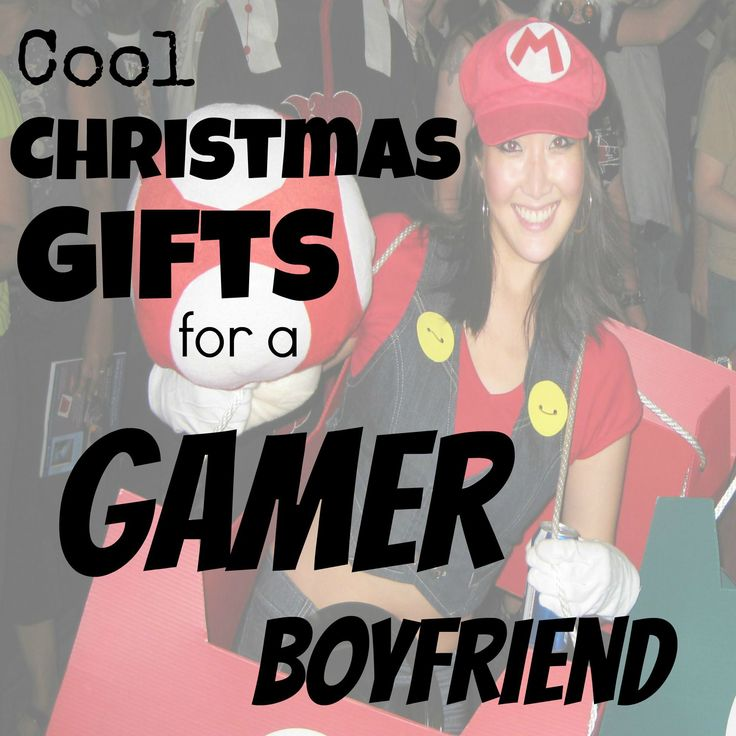 Christmas gift ideas for gamer boyfriend giftsforhim for Cool things to get your boyfriend for christmas