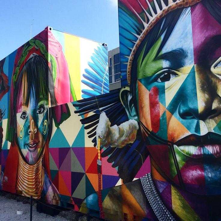 Miami, Wynwood Walls, dicembre 2018 In viaggio, Viaggio