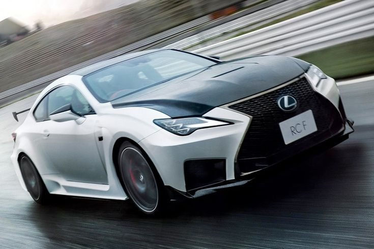 The Lexus Rc F Track Edition King Of The Mountain Man Of Many レクサスrc レクサス クーペ