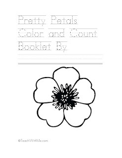 Pretty Petals Count and Color Booklet  -  Pinned by @PediaStaff – Please Visit http://ht.ly/63sNt for all our pediatric therapy pins: Numbers 1 10, Petals Color, Classroom Freebies, Easy Reader, Colors, Number Words, Pretty Petals, Word Easy, Classroom Ideas