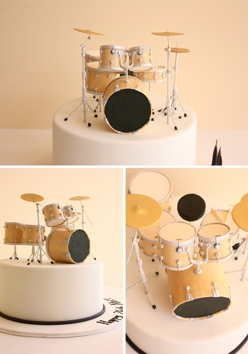 This is a great way to thank a Drums Trainer!