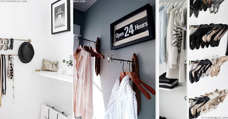 The new year is the perfect time to brave the dreaded wardrobe detox. But if you can't face a total clear out, there are a few small changes you can make to your closet to upgrade its look, feel and functionality…