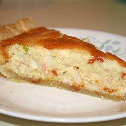 Crab Quiche Recipe Food Network