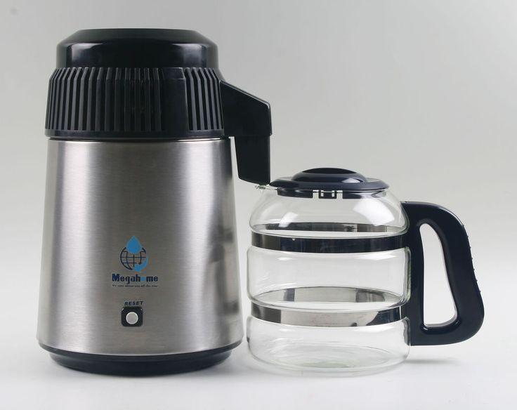 Best Natural Glass Water Distiller