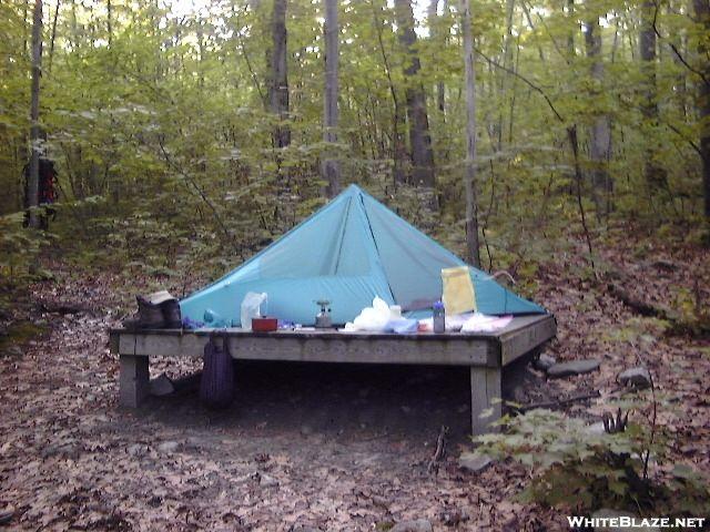 Sherman Brook Tent Platform Tent platform at Sherman Brook c&site with Nomat Lite tent. & 13 best Tent Platforms images on Pinterest | Tents Glamping and ...