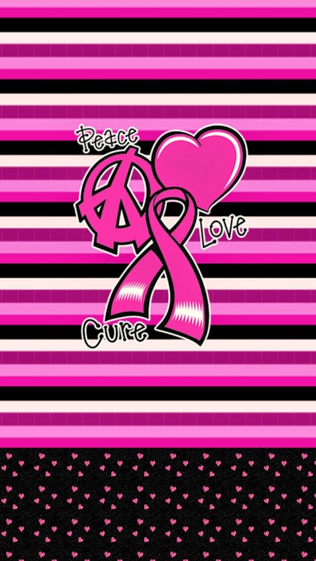Dazzle My Droid Breast Cancer Awareness Month Wallpaper Collection