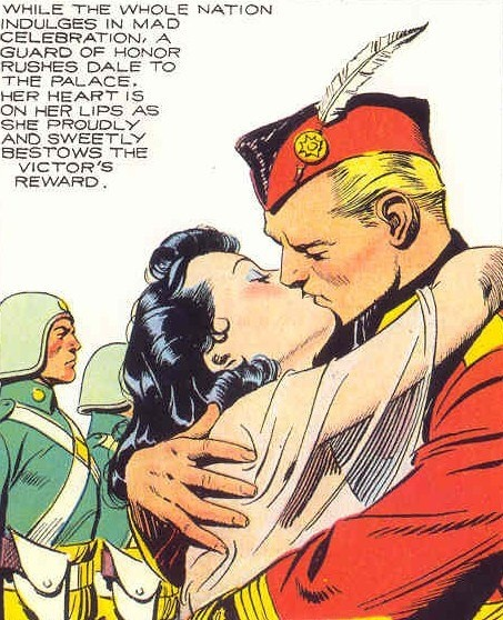 Alex Raymond Flash Gordon: Fall of Ming (1941) Published by the King Features Syndicate