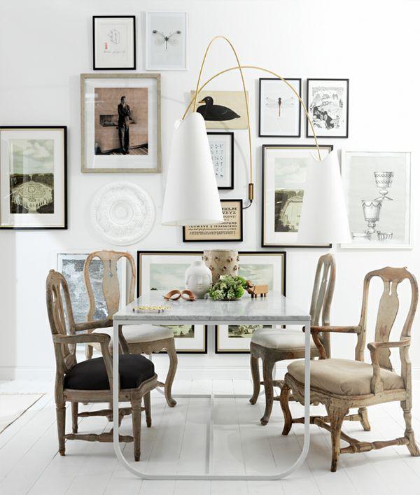 White Trends In The Interior