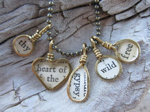 Hey, I found this really awesome Etsy listing at https://www.etsy.com/listing/204832791/brass-wire-charms-necklace-jewelry-resin
