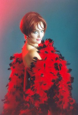 Liliya Yakovlevna Amarfiy (November 8, 1949, Orhei, Moldavian SSR - September 28, 2010, Moscow) - Soviet and Russian operetta actress, soloist of the Moscow Operetta Theater, People's Artist of Russia (1998)