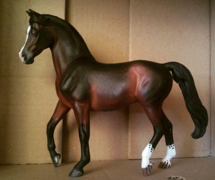 """Amalltea Custom Collecta Arabian mare """"Fereira"""""""