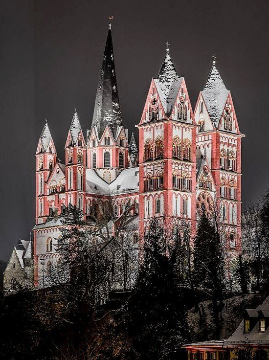 Cathedral of Limburg, Hesse, Germany | by Frank on 500px