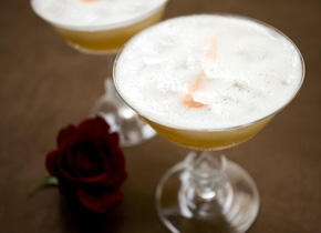 Bourbon Sour Recipe - My new fave drink. Been making these to deal with unpacking...which I hate.