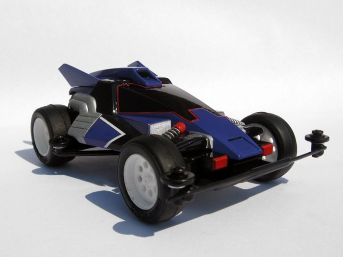 Dash X1 Proto Emperor by Aran (original) | Mini 4WD | #Mini4WD | #Tamiya