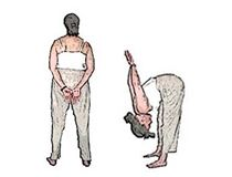 The Metal stretches from the Makko Ho exercises