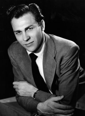 Howard Keel, actor, singer, loved his voice.