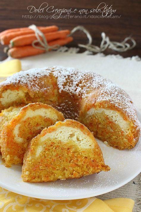 LaTorta alle carote farcita con crema di ricotta è una torta sorprendente, buonissima, umida, soffice con un ripieno davvero golosissimo. La più buona!
