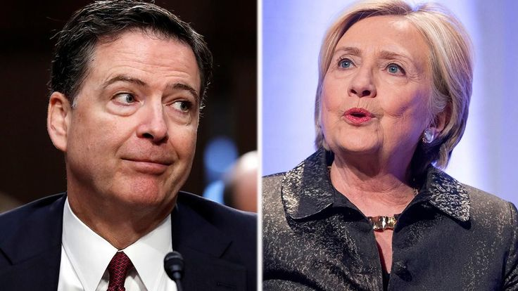 Comey edits revealed: Remarks on Clinton probe were watered down, documents show | Fox News