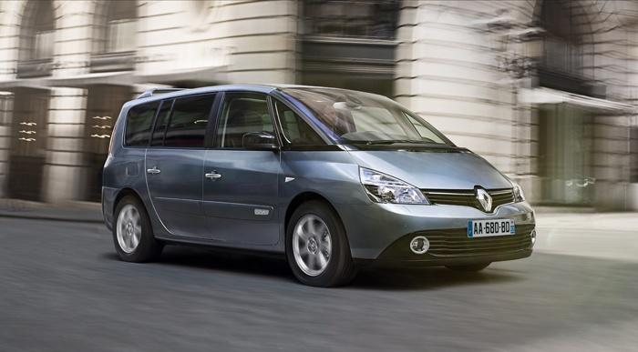 Nouveau Renault Espace - Votre actu auto sur Ouestfrance-auto.com