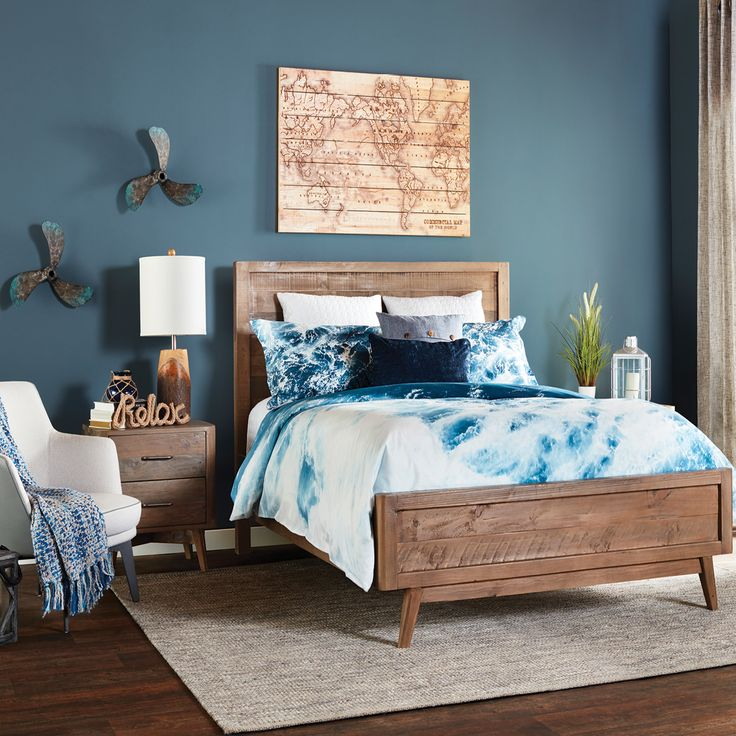 Come and meet the new District Collection - perfect for any bedroom.