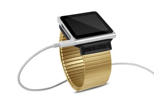 sexy ipod nano watch strap