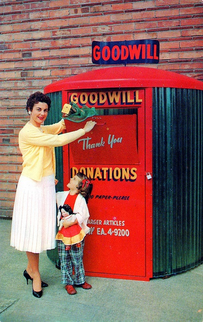 26 best goodwill the company images on pinterest goodwill goodwill industries collection box seattle wa year unknown fandeluxe Gallery