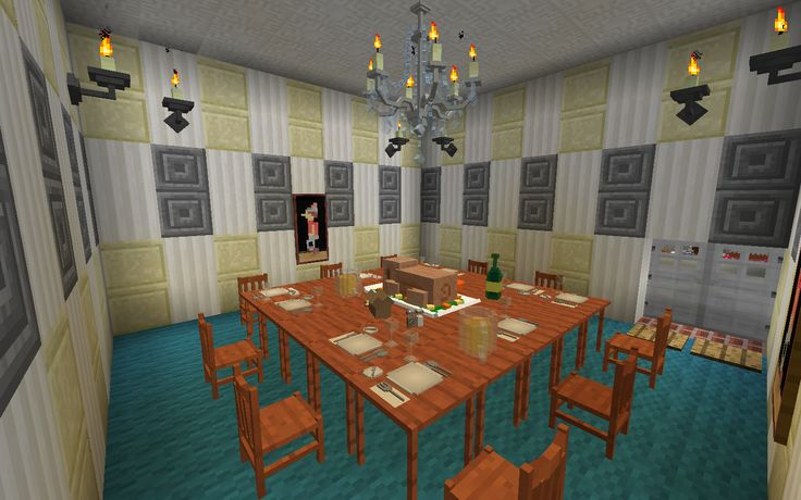 My House In Modded Survival I Mostly Used Decocraft