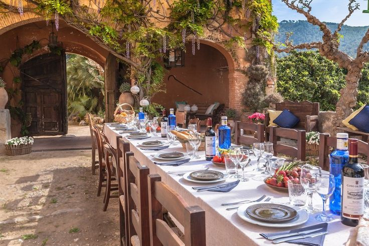 Villa Catalina Barcelona - Sitges, Spain An 18th...   Luxury Accommodations
