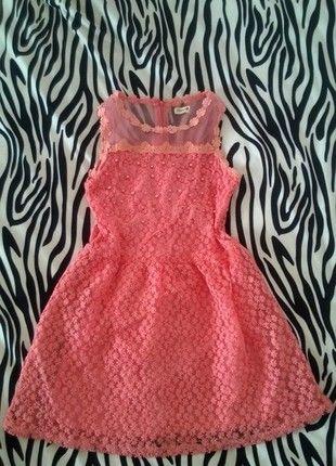 Kup mój przedmiot na #vintedpl http://www.vinted.pl/damska-odziez/krotkie-sukienki/10908815-najslodsza-sukienka-swiata-z-perelkami