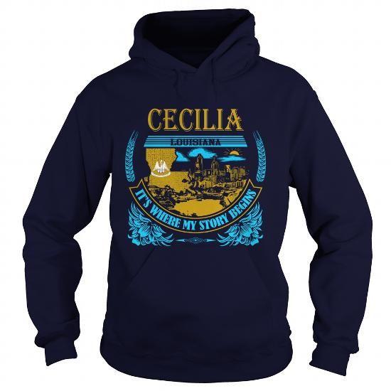 Cool  Cecilia -LA  Shirt; Tee