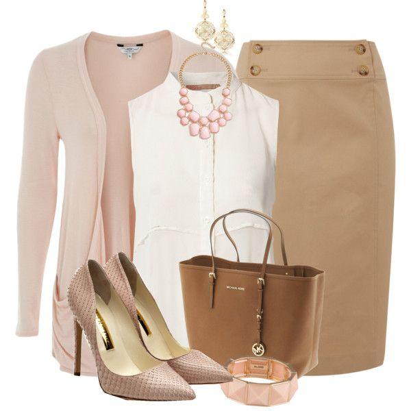 Elegant Outfit: Chic Outfits, Offices Style, Fashionista Trends, The Offices, Pencil Skirts, Outfits Ideas, Work Outfits, Offices Chic, Elegant Outfits