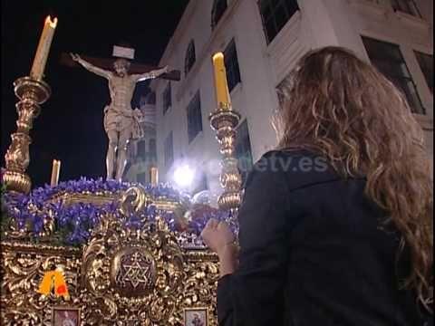 Saeta al Cristo de los Gitanos - Plaza Nueva - SEMANA SANTA GRANADA (Maria Toledo) - YouTube
