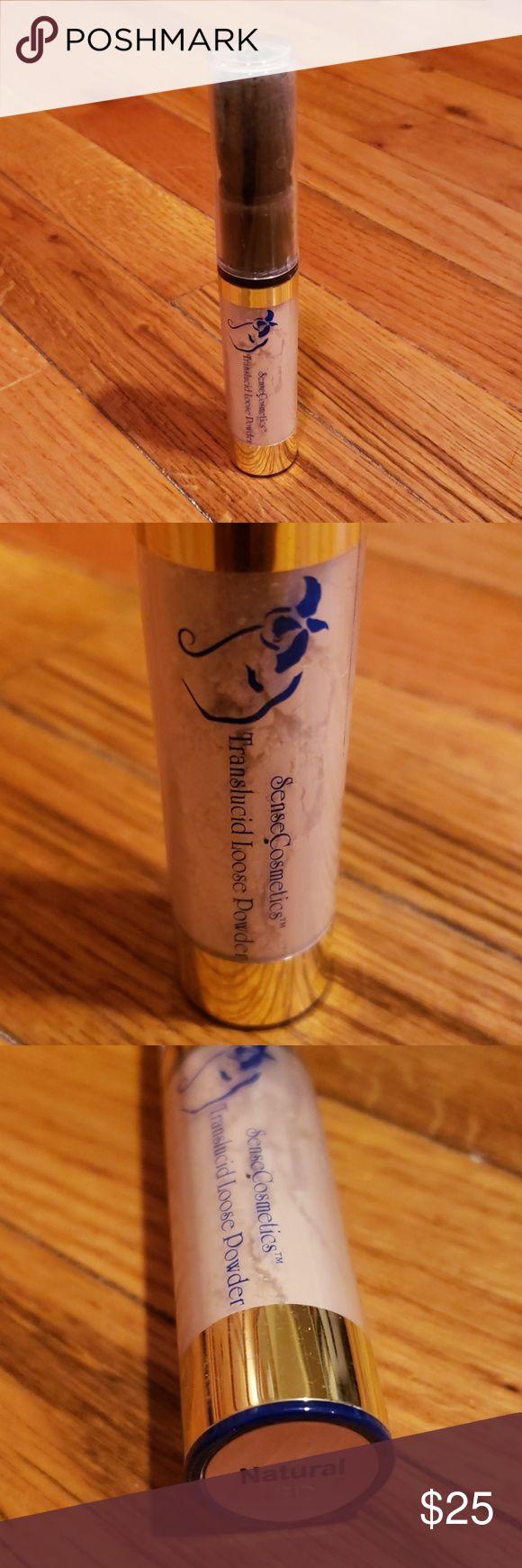NWOT Sense Cosmetics Translucid Powder Loose powder