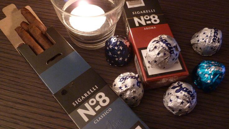A #SanValentino un #sigarello per due: #N8.