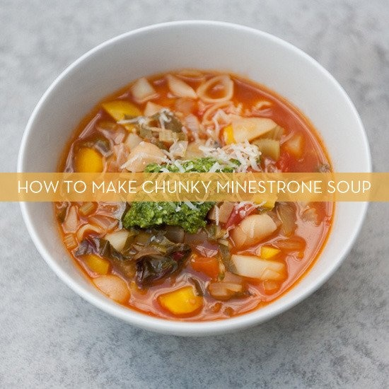 ... chunky celery soup recipes dishmaps easy chunky bean minestrone soup