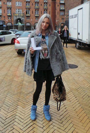 Street style Danemark : la mode de rue à Copenhague