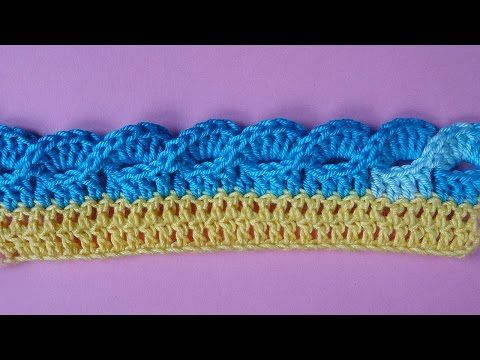 Crochet Border Tutorial
