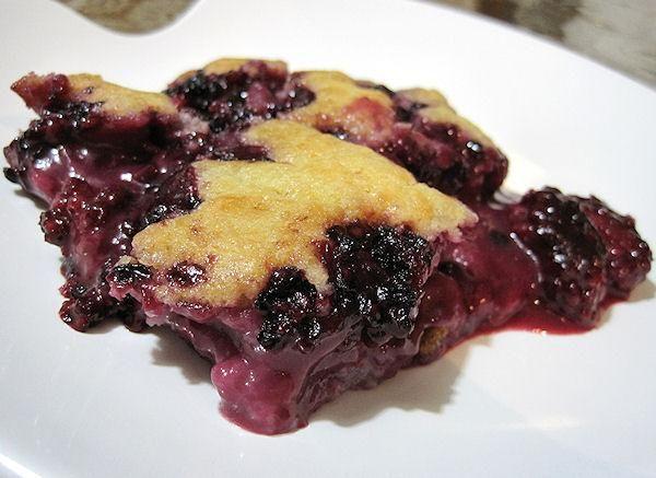 Blackberry Cobbler | Recipe