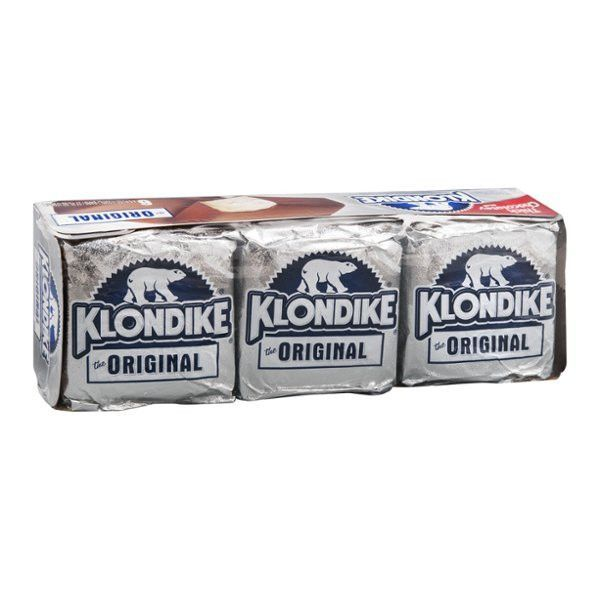 Klondike Ice Cream Bars The Original - 6 ct