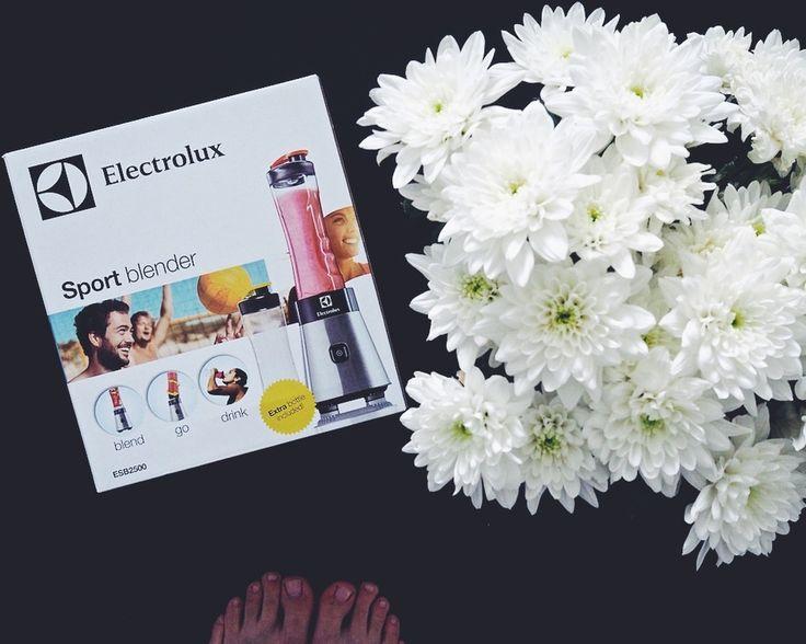 Sinä ja ravitsemus vastaa voita Electrolux Sports Blender lisäpullolla - Suusta suuhun | Lily.fi