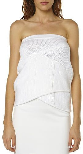 Maurie & Eve Audio Wrap Womens Top