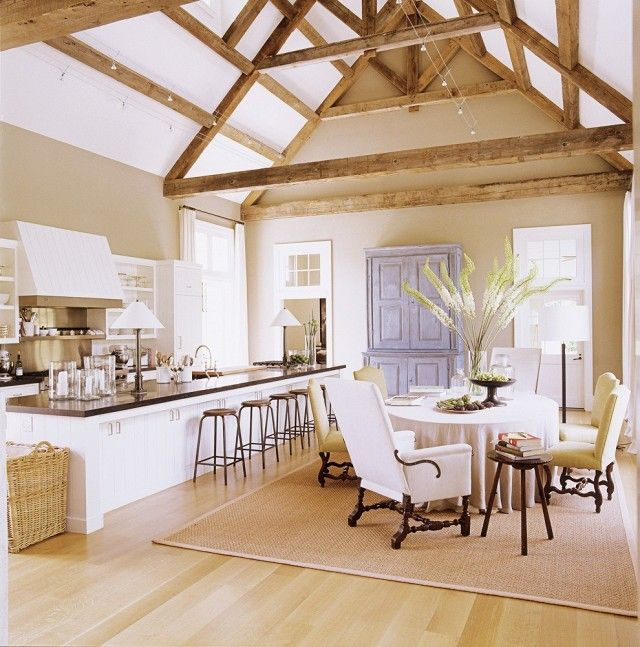 Open Kitchen Meaning: Ina Garten's Barn Is The Definition Of Understated