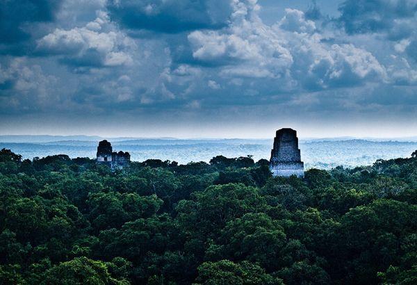 Колыбель майя. Петен: Приключения в мире майя #Guatemala
