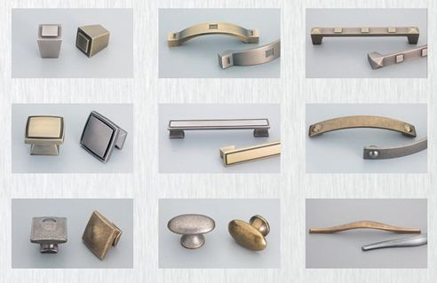 Hamptons and Shaker style knobs and handles